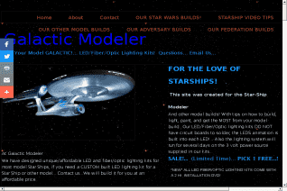 Galactic Modeler reviews and complaints