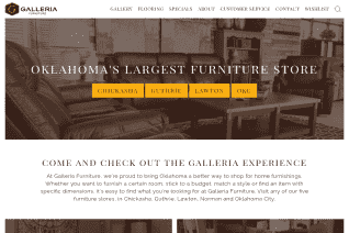Galleria Furniture reviews and complaints
