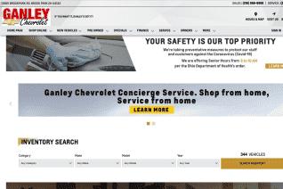 Ganley Chevrolet of Brook Park reviews and complaints