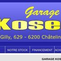 Garage Kose reviews and complaints