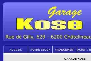 Garage Kose reviews and complaints