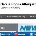 Garcia Honda Albuquerque