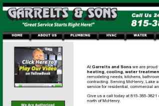 GARRELTS and SONS reviews and complaints
