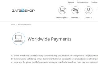 Gate2shop reviews and complaints