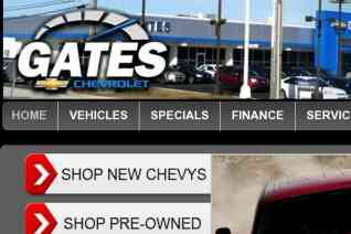 GATES CHEVY WORLD reviews and complaints