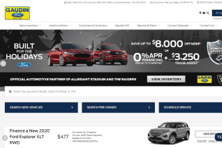 Gaudin Ford reviews and complaints