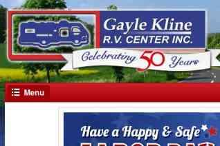 Gayle Kline RV reviews and complaints