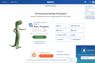 GEICO reviews and complaints