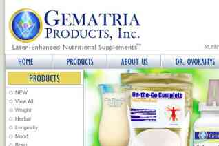 Gematria Products reviews and complaints