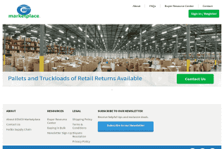Genco Marketplace reviews and complaints