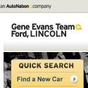Gene Evans Ford