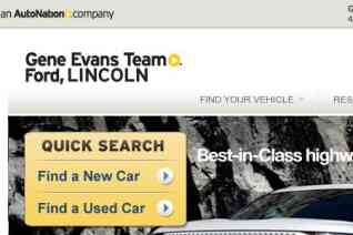 Gene Evans Ford reviews and complaints