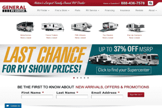General Rv Center reviews and complaints
