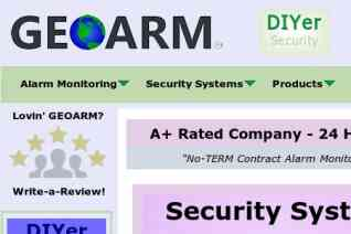 GeoArm Security Services reviews and complaints