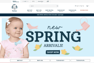 Gerber Childrenswear reviews and complaints
