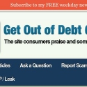 GetOutOfDebt reviews and complaints