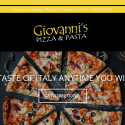 Giovannis Pizza And Pasta Of Downtown Pittsburgh