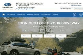 Glenwood Springs Subaru reviews and complaints