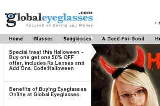 Global Eyeglasses reviews and complaints