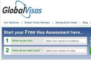 Global Visas reviews and complaints