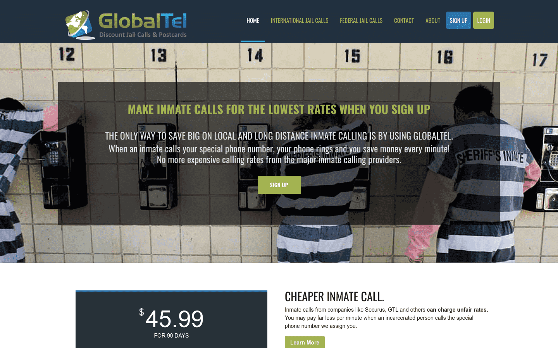 GlobalTel reviews and complaints