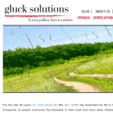 Gluck Solutions reviews and complaints