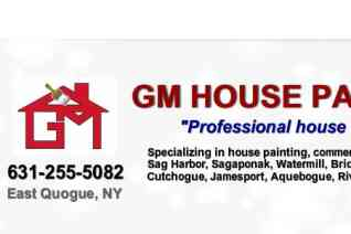 Gm Painting And Powerwashing reviews and complaints