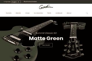 Godin Guitars reviews and complaints