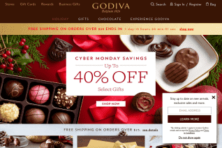Godiva reviews and complaints