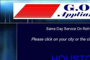 Gofar Appliance reviews and complaints