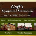Goffs Equipment Service reviews and complaints
