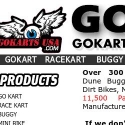 Gokarts USA reviews and complaints