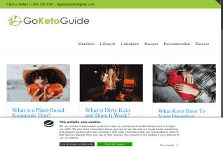 GoKetoGuide reviews and complaints