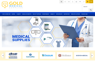 Gold Medical Supplies reviews and complaints