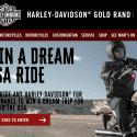 Gold Rand Harley Davidson