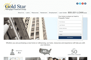 Gold Star Mortgage Financial Group reviews and complaints