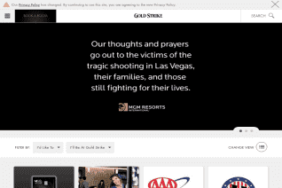 Gold Strike Casino Resort reviews and complaints