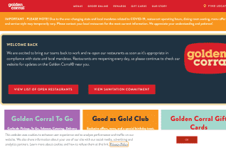 Golden Corral Buffet and Grill reviews and complaints
