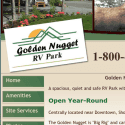 Golden Nugget Rv Park reviews and complaints