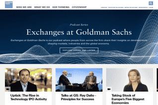 Goldman Sachs reviews and complaints