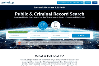 Golookup reviews and complaints