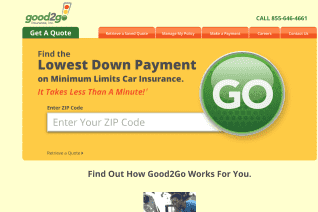 Good2Go Insurance reviews and complaints
