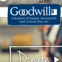 Goodwill Industries of Greater Cleveland And East Central Ohio reviews and complaints