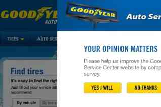 Goodyear Auto Service Center reviews and complaints