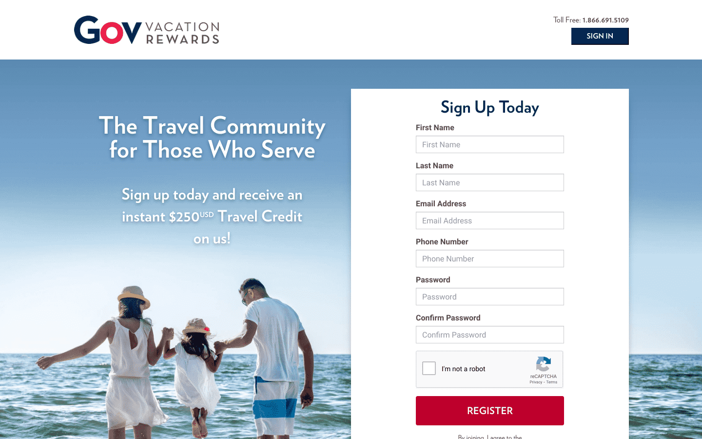Government Vacation Rewards reviews and complaints