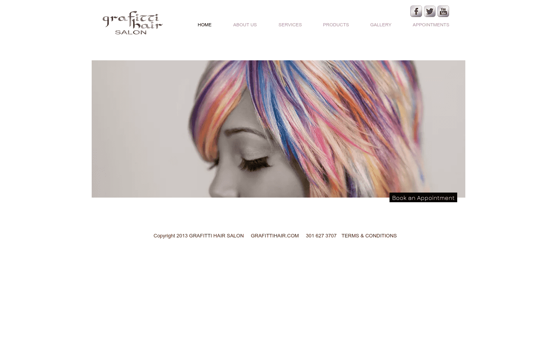 Graffiti Hair Salon reviews and complaints