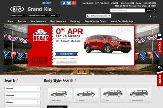 Grand Kia reviews and complaints