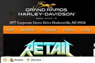 Grand Rapids Harley Davidson reviews and complaints