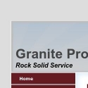 Granite Properties of Texas