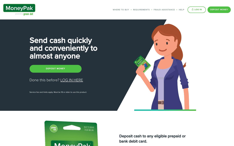 Green Dot Moneypak reviews and complaints